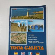Libros de segunda mano: TODA GALICIA. EDITA POSTALES FAMA. TDK296. Lote 140158062