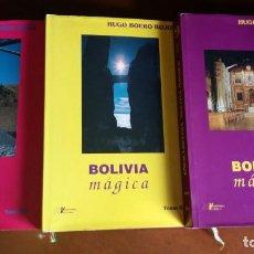 Libros de segunda mano: BOLIVIA MÁGICA. Lote 140207962