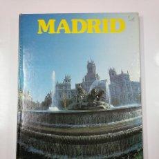 Libros de segunda mano: GRANDES CIUDADES DEL MUNDO. - MADRID. NUEVA LENTE. TDK356. Lote 140246294