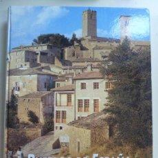 Libros de segunda mano: PUEBLOS DE ESPAÑA. LA RIOJA, PAÍS VASCO, NAVARRA Y ARAGÓN. (PESA MÁS DE 2 KG. ENVÍO COMO PAQ. AZUL). Lote 140383342