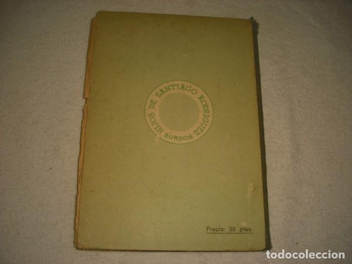 Gebrauchte Bücher: VIAJANDO POR ESPAÑA , ANTONIO J. ONIEVA . HIJOS DE SANTIAGO RODRIGUEZ 1964 - Foto 2 - 140473790
