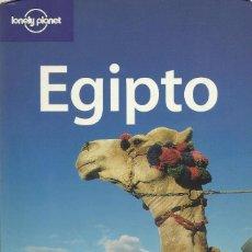 Libros de segunda mano: EGIPTO. LONELY PLANET 2004. Lote 140485346