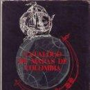 Libros de segunda mano: CORTES, VICENTA: CATALOGO DE MAPAS DE COLOMBIA. Lote 140532830