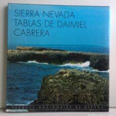 Libros de segunda mano: PARQUES NACIONALES DE ESPAÑA:SIERRA NEVADA/TABLAS DE DAIMIEL/CABRERA - CÍRCULO DE LECTORES( 2001). Lote 159000298