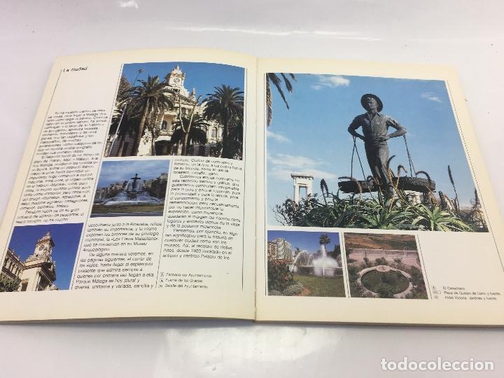 Libros de segunda mano: MALAGA EN SU MANO - PROLOGO MANUEL ALCANTARA - EDITORIAL EN SU MANO - 1ª EDIC. 1984 - Foto 3 - 140967382