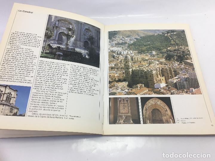 Libros de segunda mano: MALAGA EN SU MANO - PROLOGO MANUEL ALCANTARA - EDITORIAL EN SU MANO - 1ª EDIC. 1984 - Foto 5 - 140967382
