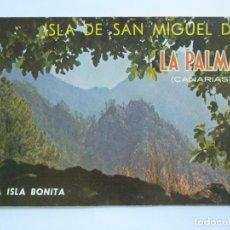 Libros de segunda mano: ISLA DE SAN MIGUEL DE LA PALMA (CANARIAS). Lote 142538078