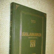 Libros de segunda mano: SALAMANCA, DICCIONARIO GEOGRÁFICO ESTADÍSTICO HISTÓRICO DE PASCUAL MADOZ 1845-50, EDICIÓN FACSÍMIL. Lote 142565454