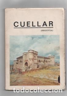 CUÉLLAR (SEGOVIA)VVAA. (Libros de Segunda Mano - Geografía y Viajes)
