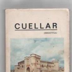 Libros de segunda mano: CUÉLLAR (SEGOVIA)VVAA.. Lote 142577534