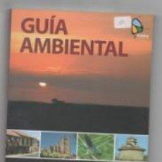 Libros de segunda mano: GUÍA AMBIENTAL DE LAS COMARCAS LEONESAS PÁRAMO, ÓRBIGO Y ESLA.RED AMBIENTE, S.L.. Lote 142577728