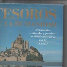 Libros de segunda mano: TESOROS DE LA HUMANIDAD.THOMAS VESER.. Lote 142577736