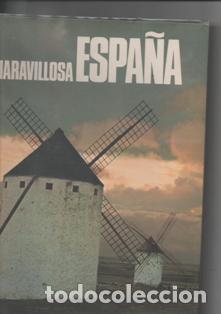 MARAVILLOSA ESPAÑA. VVA. (Libros de Segunda Mano - Geografía y Viajes)