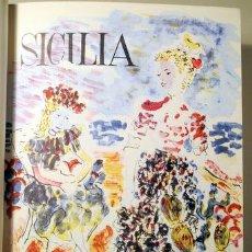 Libros de segunda mano: SICILIA. NUMS 31 AL 36 - PALERMO 1961-1962 - MUY ILUSTRADO. Lote 142634728