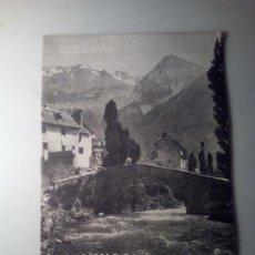 Libros de segunda mano: ANTIGUA GUIA TURISTICA CAMINOS DE ESPAÑA PIRINEO ARAGONES. Lote 142780642