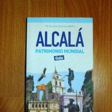 Livros em segunda mão: SÁNCHEZ MOLTÓ, M. VICENTE. ALCALÁ, PATRIMONIO MUNDIAL : GUÍA. Lote 142865378