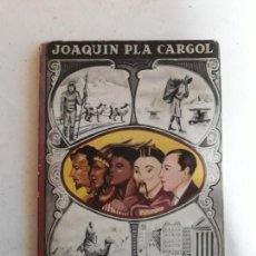 Libros de segunda mano: LA TIERRA Y EL HOMBRE -JOAQUIN PLA CARGOL 1962. Lote 143729142