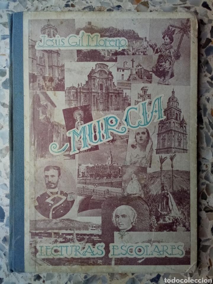 LECTURAS ESCOLARES MURCIA (Libros de Segunda Mano - Geografía y Viajes)