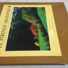 Libros de segunda mano: EL PIRINEO ARAGONÉS- PACO NADAL - CARLOS MOISES GARCIA - DARANA - 70 PAG - 31X31 CM -NUEVO. Lote 143928098