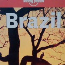 Libros de segunda mano: BRAZIL (LONELY PLANET). Lote 144639054