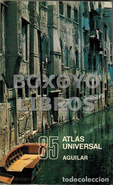 ATLAS UNIVERSAL (Libros de Segunda Mano - Geografía y Viajes)