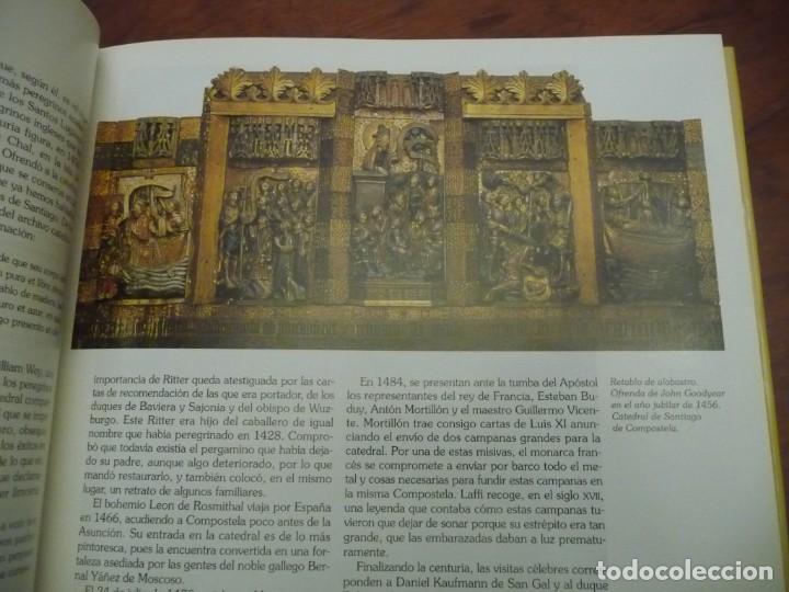 Libros de segunda mano: EL CAMINO DE SANTIAGO, ISIDRO G BANGO TORVISO.ESPASA CALPE/BBV 1993.EN ESTUCHE.303 PP. - Foto 5 - 144902670
