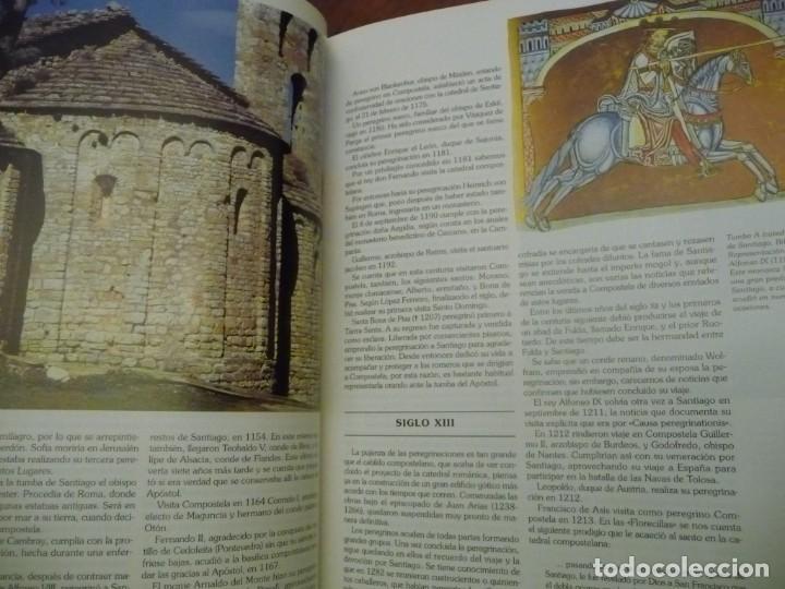 Libros de segunda mano: EL CAMINO DE SANTIAGO, ISIDRO G BANGO TORVISO.ESPASA CALPE/BBV 1993.EN ESTUCHE.303 PP. - Foto 6 - 144902670