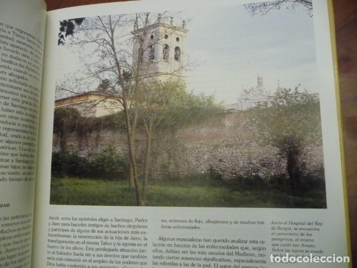 Libros de segunda mano: EL CAMINO DE SANTIAGO, ISIDRO G BANGO TORVISO.ESPASA CALPE/BBV 1993.EN ESTUCHE.303 PP. - Foto 7 - 144902670