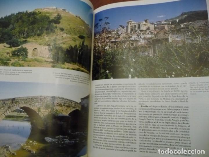 Libros de segunda mano: EL CAMINO DE SANTIAGO, ISIDRO G BANGO TORVISO.ESPASA CALPE/BBV 1993.EN ESTUCHE.303 PP. - Foto 10 - 144902670