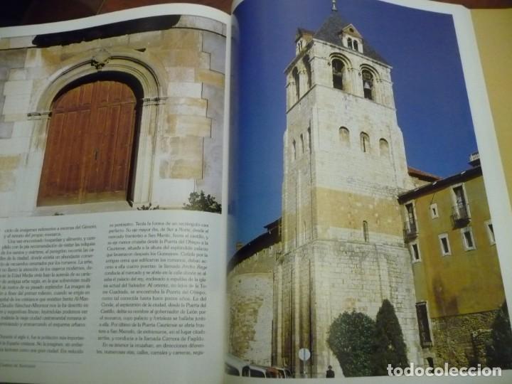 Libros de segunda mano: EL CAMINO DE SANTIAGO, ISIDRO G BANGO TORVISO.ESPASA CALPE/BBV 1993.EN ESTUCHE.303 PP. - Foto 11 - 144902670