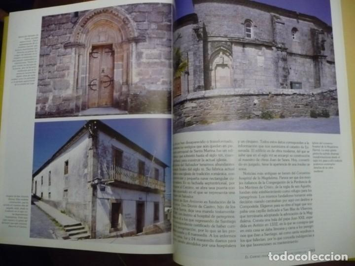 Libros de segunda mano: EL CAMINO DE SANTIAGO, ISIDRO G BANGO TORVISO.ESPASA CALPE/BBV 1993.EN ESTUCHE.303 PP. - Foto 13 - 144902670