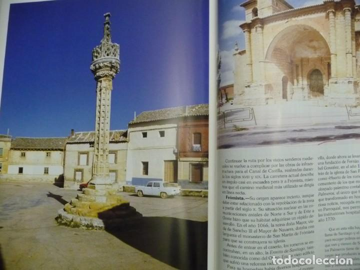 Libros de segunda mano: EL CAMINO DE SANTIAGO, ISIDRO G BANGO TORVISO.ESPASA CALPE/BBV 1993.EN ESTUCHE.303 PP. - Foto 16 - 144902670