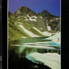 Libros de segunda mano: BELLEZAS NATURALES DEL PIRINEO ARAGONÉS POR ÁLVARO SILVA Y MORA. Lote 144927838