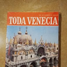Libros de segunda mano: TODA VENECIA EN 140 FOTOCOLOR KODAK (EUGENIO PUCCI) BONECHI EDITORE. Lote 145356002