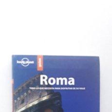 Libros de segunda mano: ROMA - LONELY PLANET. Lote 145909698