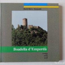 Livros em segunda mão: LIBRERIA GHOTICA. DAVID SERRA. BOADELLA D ´EMPORDA. 2000.QUADERNS DE LA REVISTA DE GIRONA. NÚM. 90. Lote 146021198