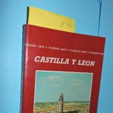 Libros de segunda mano: CASTILLA Y LEÓN. ED. LANCIA. MADRID 1992. Lote 146066338