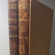 Libros de segunda mano: OBSERVACIONES SOBRE EL REYNO DE VALENCIA, FACSIMIL. Lote 146416616