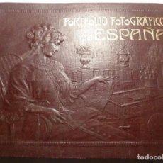 Libros de segunda mano: PORTAFOLIO FOTOGRAFICO DE ESPAÑA TOMO III. Lote 146667514