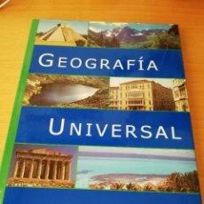 Libros de segunda mano: GEOGRAFÍA UNIVERSAL (SALVAT) VOLUMEN 3 - EUROPA -. Lote 146742726