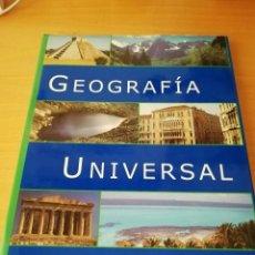 Libros de segunda mano: GEOGRAFÍA UNIVERSAL (SALVAT) VOLUMEN 11 - ÁFRICA -. Lote 146742894