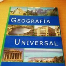 Libros de segunda mano: GEOGRAFÍA UNIVERSAL (SALVAT) VOLUMEN 4 - EUROPA ASIA -. Lote 146743062