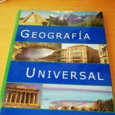 Libros de segunda mano: GEOGRAFÍA UNIVERSAL (SALVAT) VOLUMEN 7 - AMÉRICA -. Lote 146743162