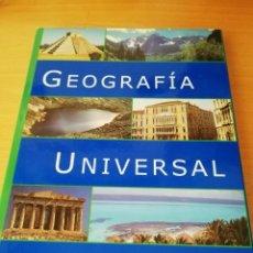 Libros de segunda mano: GEOGRAFÍA UNIVERSAL (SALVAT) VOLUMEN 5 - ASIA -. Lote 146743302