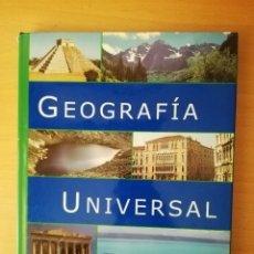 Libros de segunda mano: GEOGRAFÍA UNIVERSAL (SALVAT) VOLUMEN 2 - EUROPA -. Lote 146743498