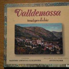 Libros de segunda mano: VALLDEMOSSA IMATGES D'AHIR. Lote 147501138