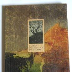 Libri di seconda mano: PUEBLOS DESHABITADOS DE ASTURIAS - LOCALIZACION Y MAPA DE SITUACION / EVOLUCION / USOS / VEGETACION. Lote 181233800