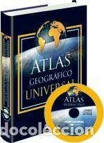 ATLAS GEOGRAFICO UNIVERSAL OCEANO (Libros de Segunda Mano - Geografía y Viajes)