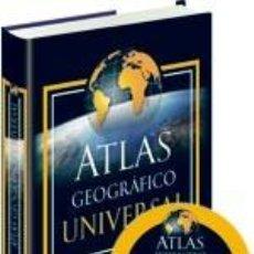 Libros de segunda mano: ATLAS GEOGRAFICO UNIVERSAL OCEANO. Lote 147826698