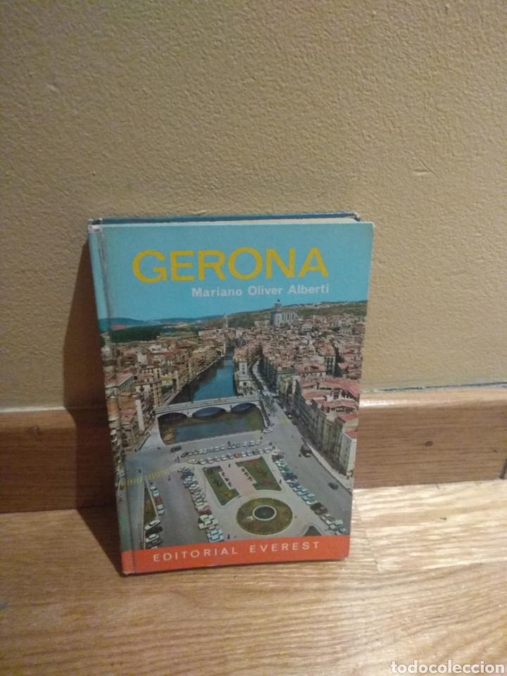 GERONA MARIANO OLIVER ALBERTI (Libros de Segunda Mano - Geografía y Viajes)
